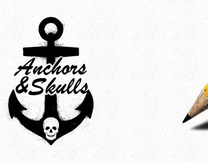 "Logo Design ""Anchors & Skulls"""