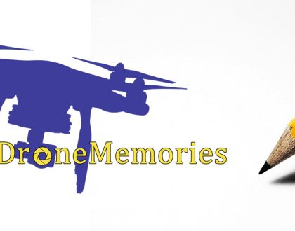 "Logo Design ""My Drone Memories"""